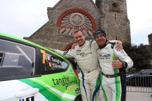 Kenotek Ypres Rally: Claudie Tanghe verwacht een pittige wedstrijd