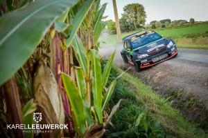 Tweede overwinning voor Verschueren in Aarova Rallysprint