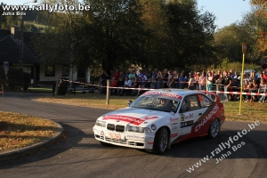 EBR: Franky Boulat neemt de leiding in de M-Cup