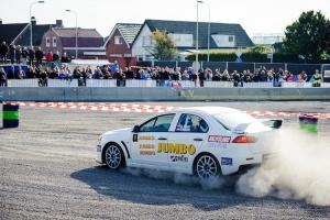 Jasper van den Heuvel kampioen met winst in de GTC Rally