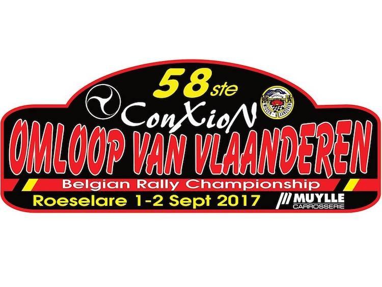 58Ste ConXioN Omloop van Vlaanderen met nieuw rallycentrum