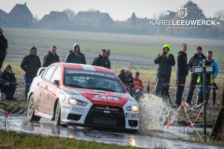 Bert Coene blikt vooruit op Short Rally van de Monteberg