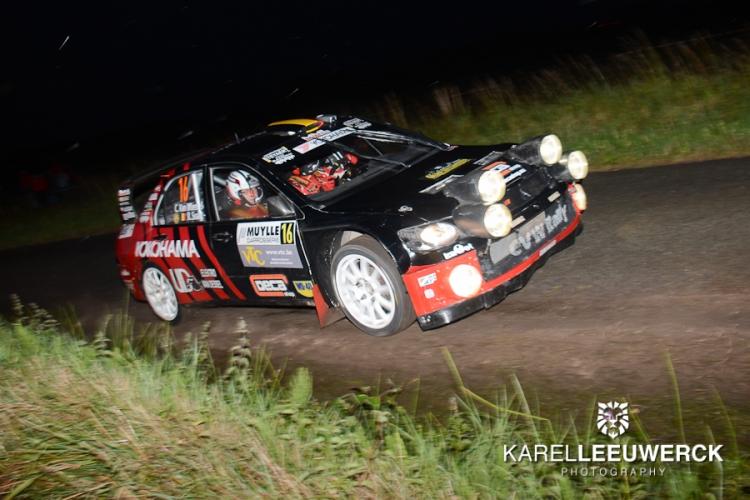 Chris Van Woensel oppermachtig in Omloop van Vlaanderen