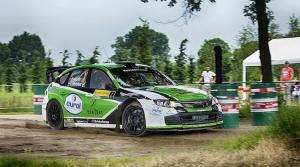 Erik van Loon wint ELE Rally