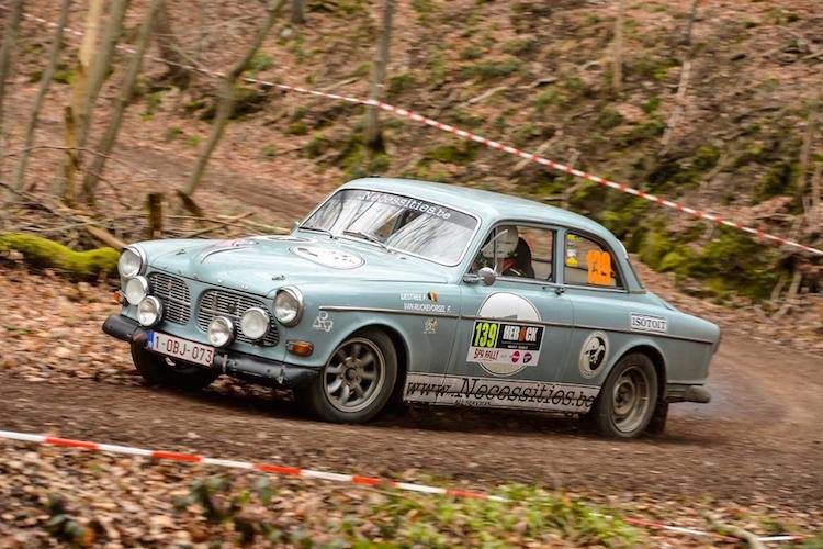 Spa Rally: Een niet te missen feest voor VHRS fans
