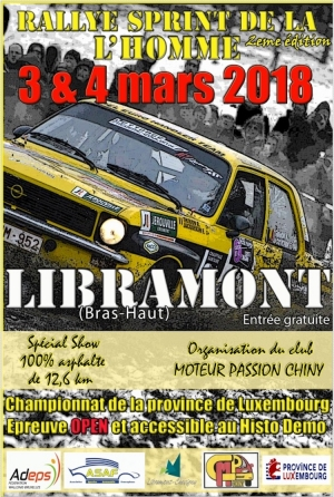 Preview Rallysprint de la L'Homme