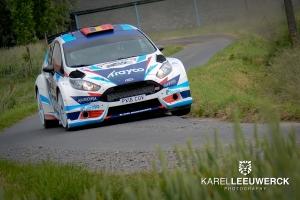 Rally van Wervik: Davy Vanneste geeft Pieter Tsjoen de zege cadeau...