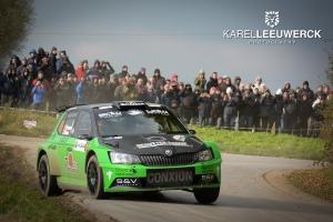 Over het Belgian Rally Championship 2017