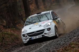 Romain Delhez snelste Junior in Herock Spa Rally