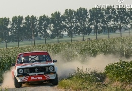 Ypres Historic Rally Shakedown