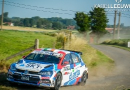 Renties Ypres Rally Shakedown