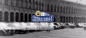 Ypres Rally regularity 2018: Bijna volzet!