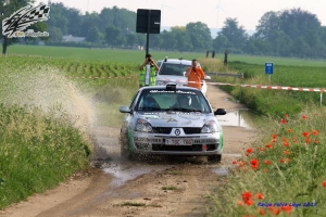 Rally van Zuid-Limburg: Alles is nog mogelijk in de Clio 2 Rally Challenge