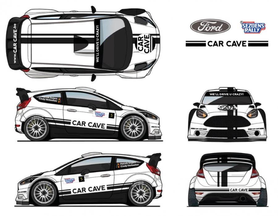Afbeeldingsresultaat voor Fiesta R5 livery