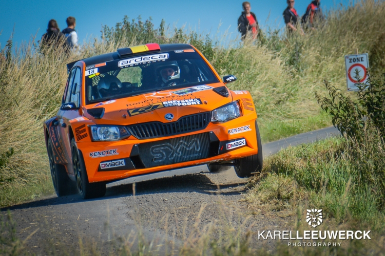 Ardeca partner van de Renties Ypres Rally