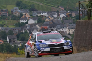 Bernhard ten Brinke start in WRC en Eurol Hellendoorn rally