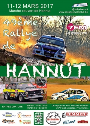 Preview Rally van Hannuit