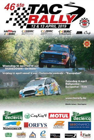 Preview Shakedown TAC Rally
