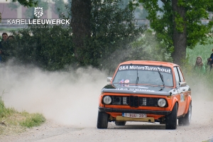 Condroz Rally: Stouf, Maes of Maeyaert ?