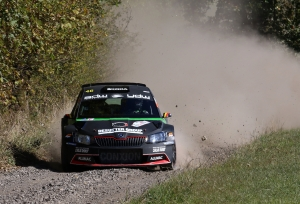 Vincent Verschueren vice-kampioen in de East Belgian Rally