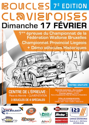 Preview Rally Boucles Clavieroises
