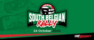 Meer details over de South Belgian Rally 2020