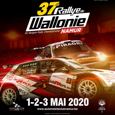 Ook geen Rally de Wallonie begin mei