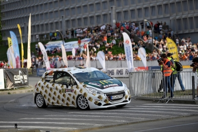 Joachim Wagemans wint TER2 Cup tijdens Transilvania Rally