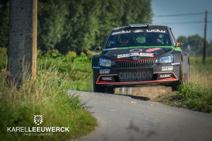 Fantastisch startveld in de East Belgian Rally