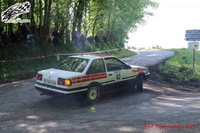 Roger Sauvelon Historic Rally Festival gaat niet door