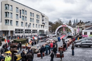 Spa Rally finale van het FIA European Rally Championship 2020