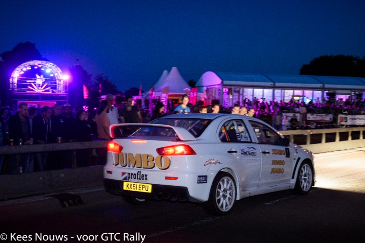 GTC Rally verhuist naar Breda International Airport