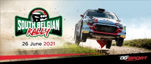 South Belgian Rally 2021 op zaterdag 26 juni