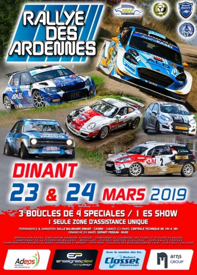 Preview Rally des Ardennes