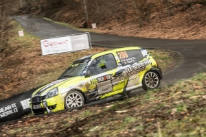 Herock Spa Rally: Thomas Delrez domieert bij de Criteriums