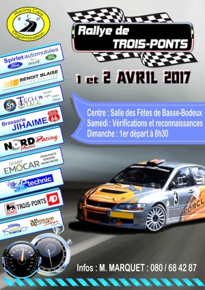 Preview Rally Trois-Ponts