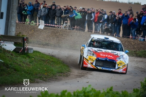 Bruno Thiry en Stephane Prévot winnen The Belgian Battle in Hoei
