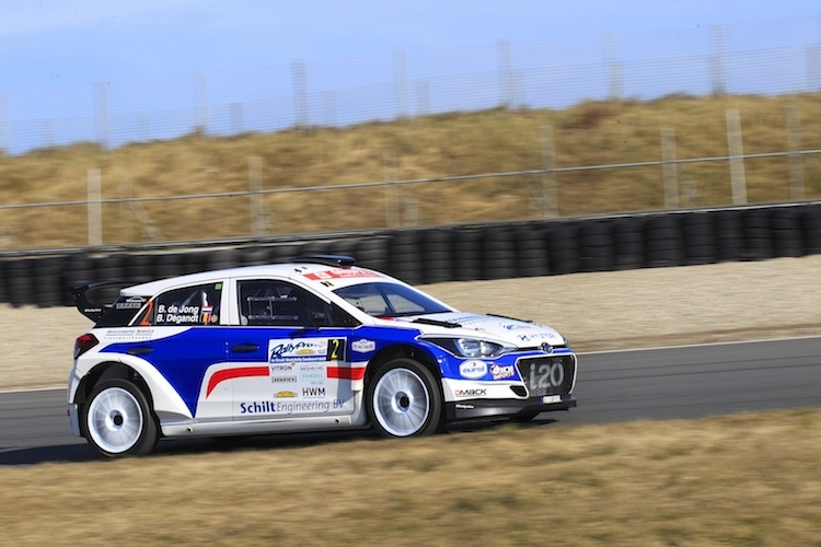 Preview Bob de Jong in Nederlandse Hellendoorn Rally